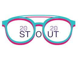#5 para I'm looking for a family reunion logo that will take place in 2020. So something with 2020, a perfect vision, maybe with glasses, and the family name: Stout  por Jswanth