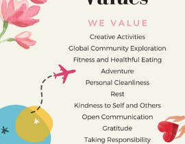 #35 for Family Values Poster by GraceYip