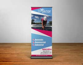 Nro 8 kilpailuun I need a pull up banner designed for our company käyttäjältä Sabbir8382