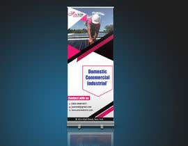 #9 for I need a pull up banner designed for our company by Sabbir8382