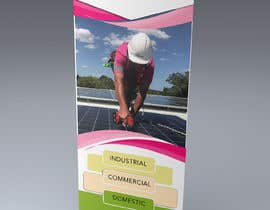 #20 for I need a pull up banner designed for our company by Joe6504