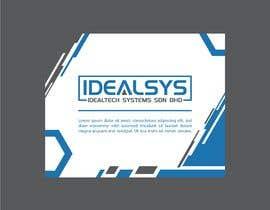 #27 untuk To design Corporate - IDEALSYS Banner Board oleh chauminhpham