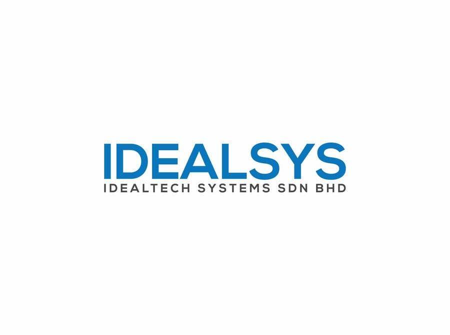 Конкурсная заявка №15 для To design Corporate - IDEALSYS Banner Board