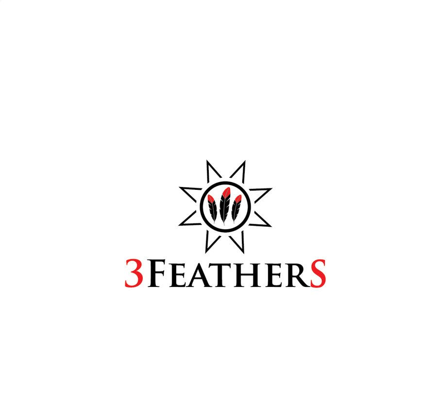 Konkurrenceindlæg #                                        92                                      for                                         Design a Logo for 3 Feathers Star Quilts