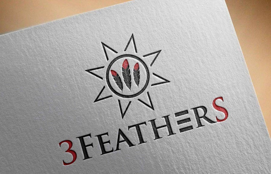 Konkurrenceindlæg #                                        93                                      for                                         Design a Logo for 3 Feathers Star Quilts