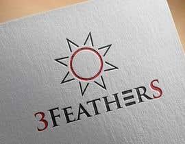 #96 for Design a Logo for 3 Feathers Star Quilts af dreamer509