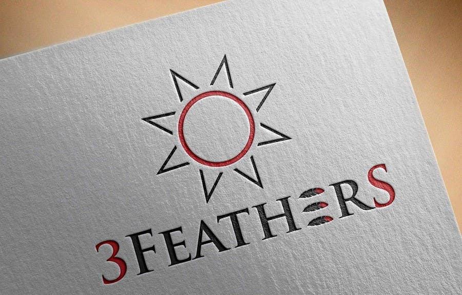 Konkurrenceindlæg #                                        99                                      for                                         Design a Logo for 3 Feathers Star Quilts