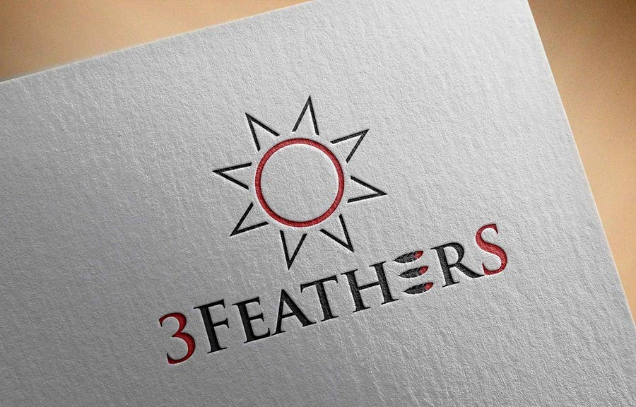 Konkurrenceindlæg #                                        100                                      for                                         Design a Logo for 3 Feathers Star Quilts