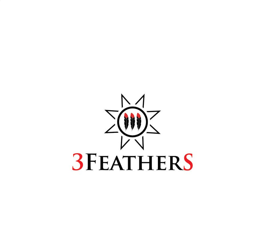 Konkurrenceindlæg #                                        151                                      for                                         Design a Logo for 3 Feathers Star Quilts