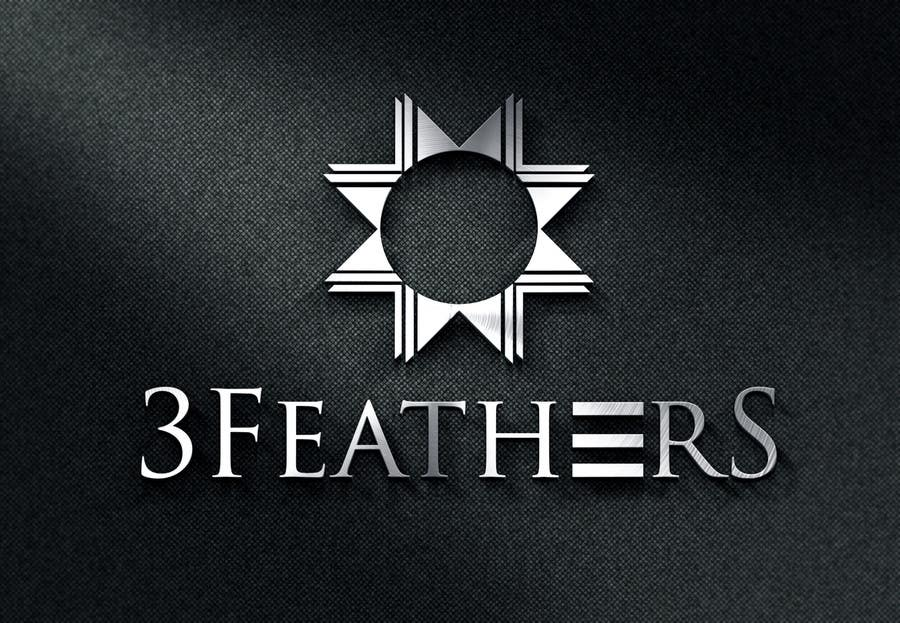 Konkurrenceindlæg #                                        132                                      for                                         Design a Logo for 3 Feathers Star Quilts