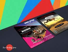 #69 for custom promotional flyer af razzaks56