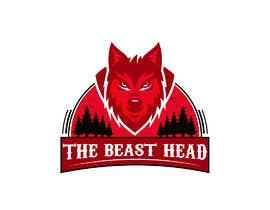 #3 for Design A Monster Head Logo af ZakTheSurfer