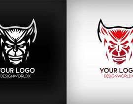 #32 for Design A Monster Head Logo af designworldx