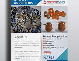 #24 untuk Design a 1 Page A4 Flyer oleh Alamin011