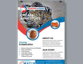 #48 untuk Design a 1 Page A4 Flyer oleh Swapon353