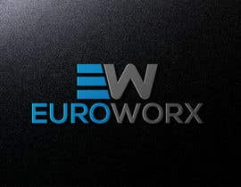 "#184 for Design a logo for ""EuroWorx"" luxury automotive repair Ferrari - Porsche - Lamborghini by ffaysalfokir"