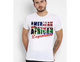 "#55 for The ""American-African"" Experience: T shirt & Hoodie Design by kasupedirisinghe"