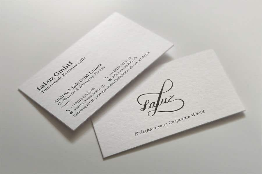 Contest Entry #142 for Design of business card