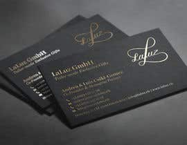 #166 for Design of business card by mamun313
