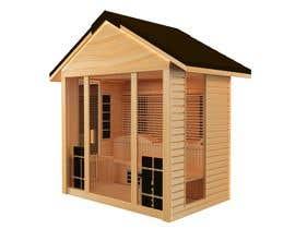 pictoriald4u tarafından 3D model of wood and glass için no 6