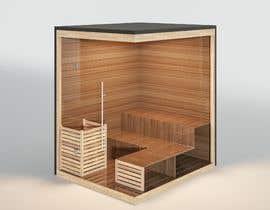 Nro 3 kilpailuun 3D modeling - Wood and Glass käyttäjältä cunhagabriel