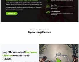 #4 untuk Design landing page and fundraising tracking page - 23/05/2019 12:19 EDT oleh utshossm