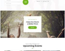 nº 5 pour Design landing page and fundraising tracking page - 23/05/2019 12:19 EDT par utshossm