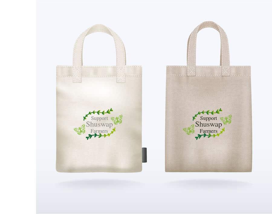 Inscrição nº 13 do Concurso para Support Shuswap Farmers - tote bag design