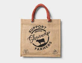 #18 for Support Shuswap Farmers - tote bag design by kamranmaqbool25