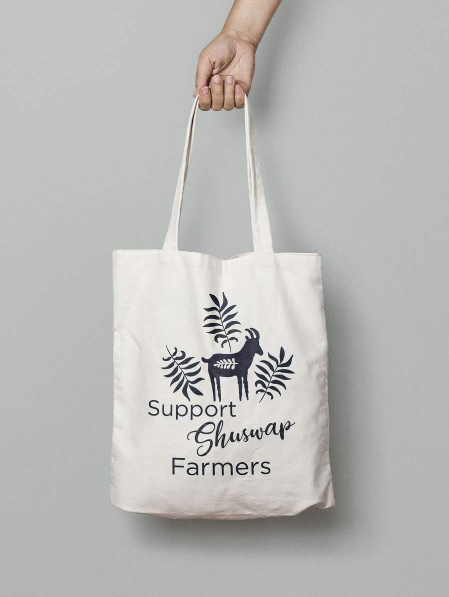 Inscrição nº 20 do Concurso para Support Shuswap Farmers - tote bag design