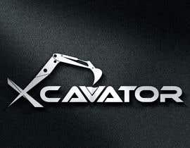 """#227 для Logo Design for """"Xcavator"""" от designarea89"""