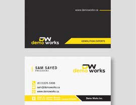 #110 para Design Business Card por mayantal