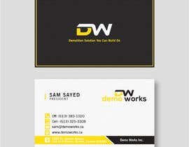 #159 para Design Business Card por mayantal