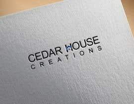 "#70 для We need a Logo for ""Cedar House Creations"" от Tawsib"
