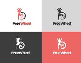 """Nro 202 kilpailuun Need a Logo Design """"Freewheel"""" käyttäjältä azmiijara"""