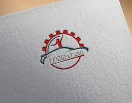 """Nro 198 kilpailuun Need a Logo Design """"Freewheel"""" käyttäjältä RanbirAshraf"""