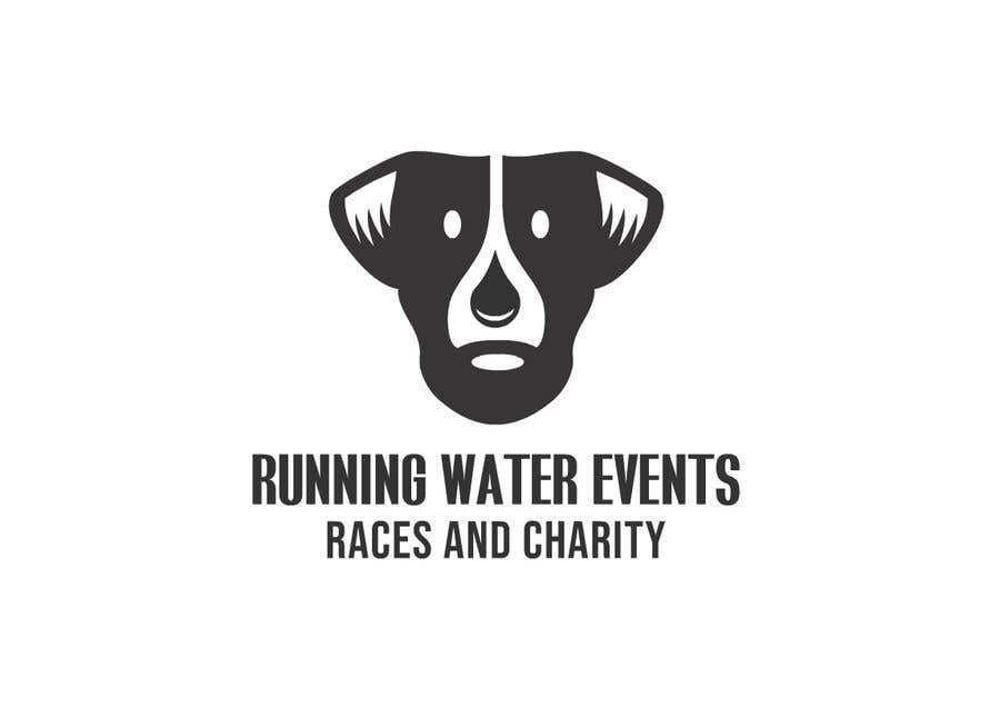 "Kilpailutyö #33 kilpailussa Logo for ""Running Water Events"" races and charity"