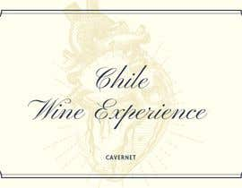 #54 untuk Logo Chile Wine Experience oleh belisariocharito