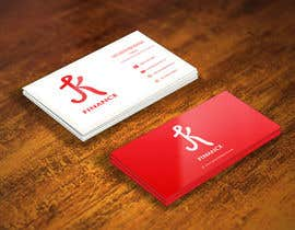 #315 for Design a new business card af mahimrana909