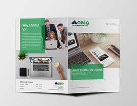 shamim040 tarafından Design and Create flyer for website design and Web Hosting Business için no 29