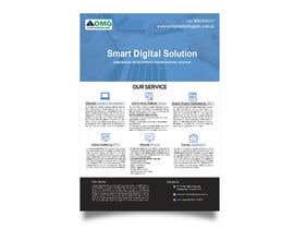 SLBNRLITON tarafından Design and Create flyer for website design and Web Hosting Business için no 10