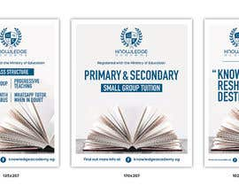 #59 for Design 2 image for tuition centre by Qomar