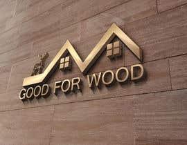 #209 cho Logo Design - Good for Wood bởi reamantutus4you