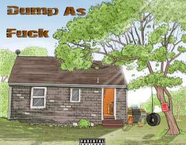 #77 для Summer Hip-Hop Album Cover ARTWORK от tarikchraiti