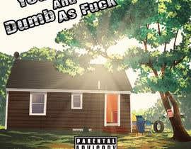 #70 untuk Summer Hip-Hop Album Cover ARTWORK oleh AntonMedvedkov