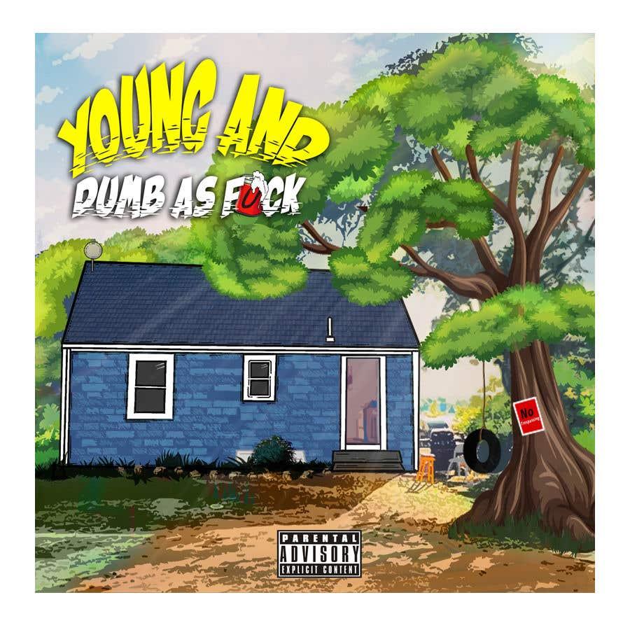 Bài tham dự cuộc thi #78 cho Summer Hip-Hop Album Cover ARTWORK