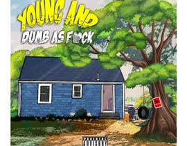 #80 для Summer Hip-Hop Album Cover ARTWORK от sxmbrx