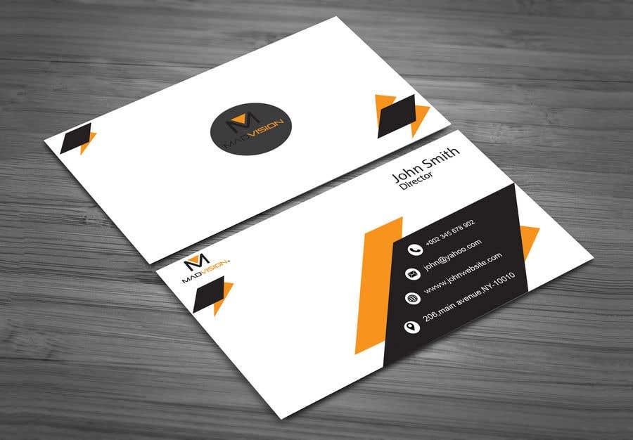 Proposition n°425 du concours Layout Business card