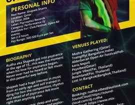 Nro 8 kilpailuun DJ protofolio käyttäjältä Prabhabisht