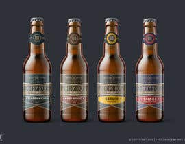 nº 17 pour Design beer bottle labels par megjocson